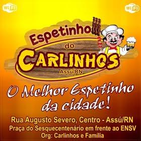 ESPETINHO DO CARLINHOS