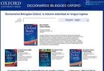 Diccionario Oxford Español-Inglés Inglés-Español online