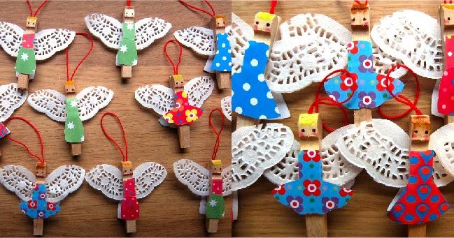 Vlijtig angels singing for Top selling christmas crafts