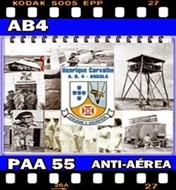 PAA 55 - PEL. ART. ANTIAÉREA