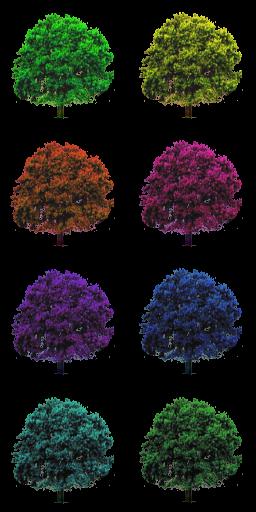 Flakeheartnet Resources Pohon
