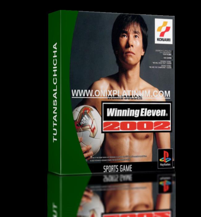 Winning Eleven 2002 Ps1 Winning Eleven 2002 es Sin