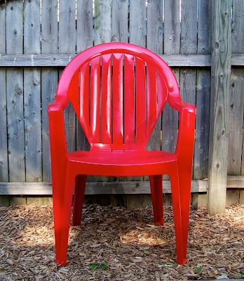 Diy How To Paint Plastic Chairs Blogher
