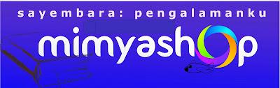 Giveaways MimyaShop Sayembara Pengalamanku