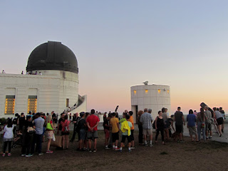 Griffith Observatory, Griffith Park
