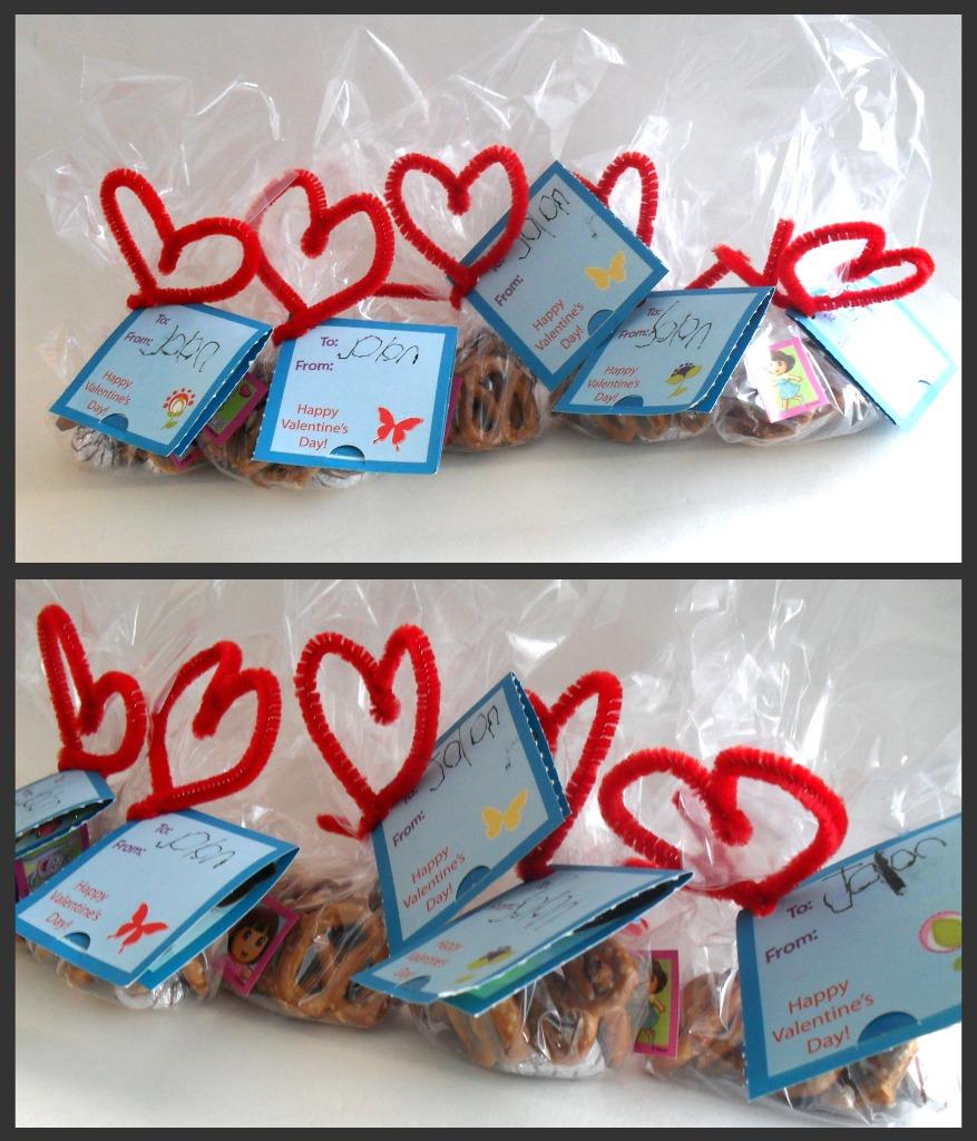 valentines day goodie bag