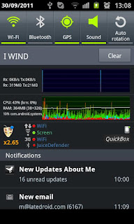 Aplikasi Android untuk Menghemat Baterai - JuiceDefender - battery saver
