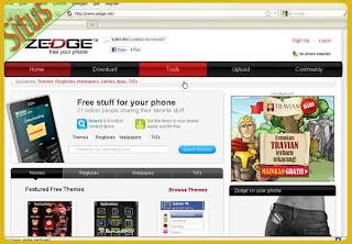 www.zedge.net - Situs Gratisan Untuk Mobile