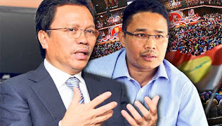 Pemuda UMNO Semporna minta Najib bercuti