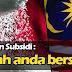 @ustazfathulbari Subsidi Tiada Dalam Islam