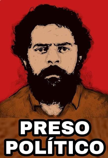 LULA, PRESO POLÍTICO