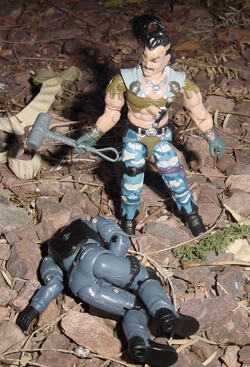 2004 Zanzibar, Convention Exclusive, Dreadnok, 2001 Sure Fire