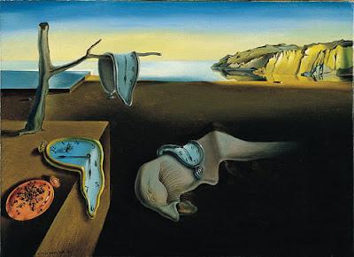 La persistència de la memòria (Salvador Dalí)
