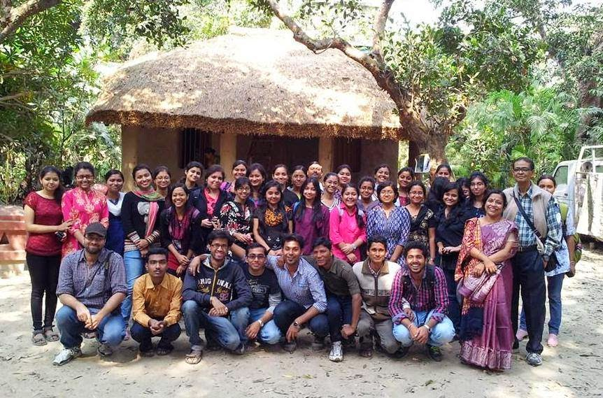 Chintamani Kar Bird Sanctuary ckbs M.Sc. batch 2014