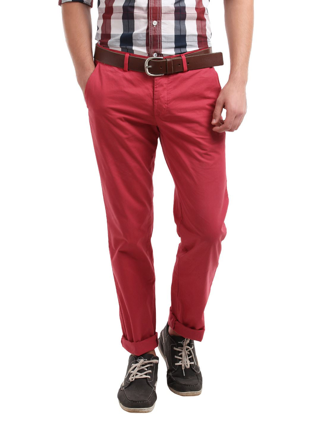 MANtoMEASURE: What to Wear with Red Chinos