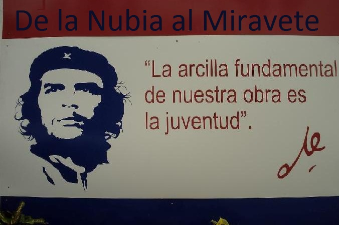 De la Nubia al Miravete