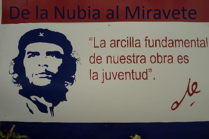 De la Nubia al Miravete