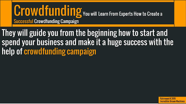 incredible dream machines crowdfunding system To Grow Your Amazon Selling.