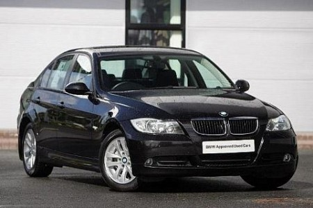 autosleek 2006 bmw 320d possible chassis damage. Black Bedroom Furniture Sets. Home Design Ideas