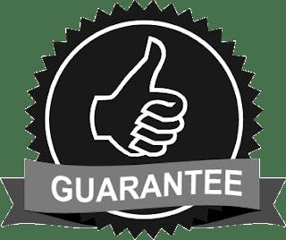 Gurantee Vector Label