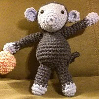 http://www.ravelry.com/patterns/library/small-monkey