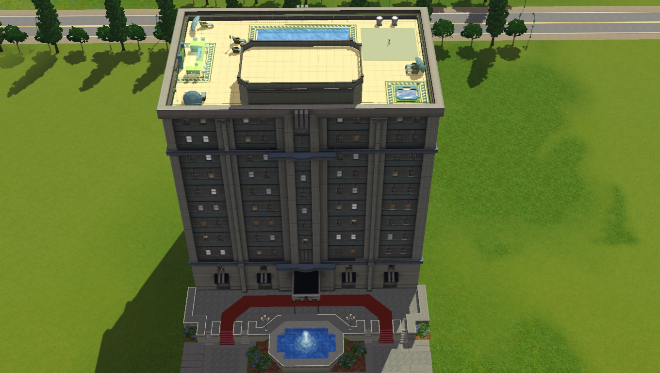 Sims 3 Community Lots Compendium Sims 3 Poolside Clubs