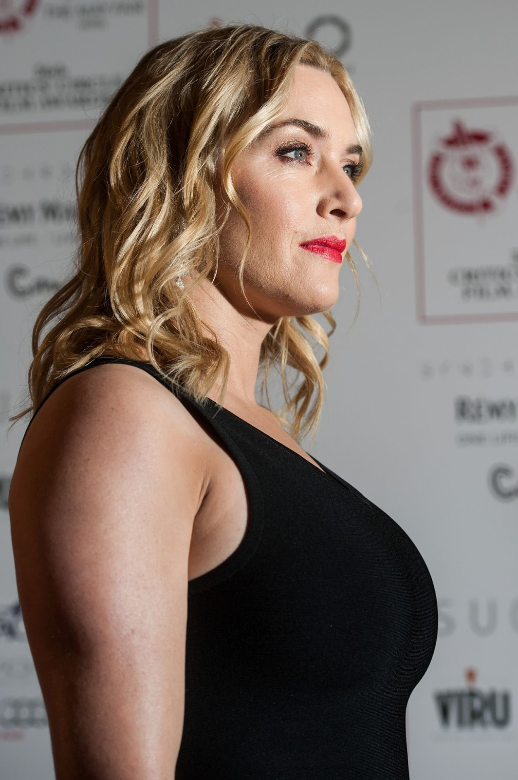 Kate Winslet attends London Critics Circle Film Awards 2016 in London
