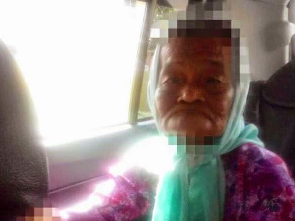 Kisah Nenek Uzur BERJALAN 5KM Nak Check Duit BR1M Apa Yang Diperolehi Di Bank SANGAT MENGEJUTKAN