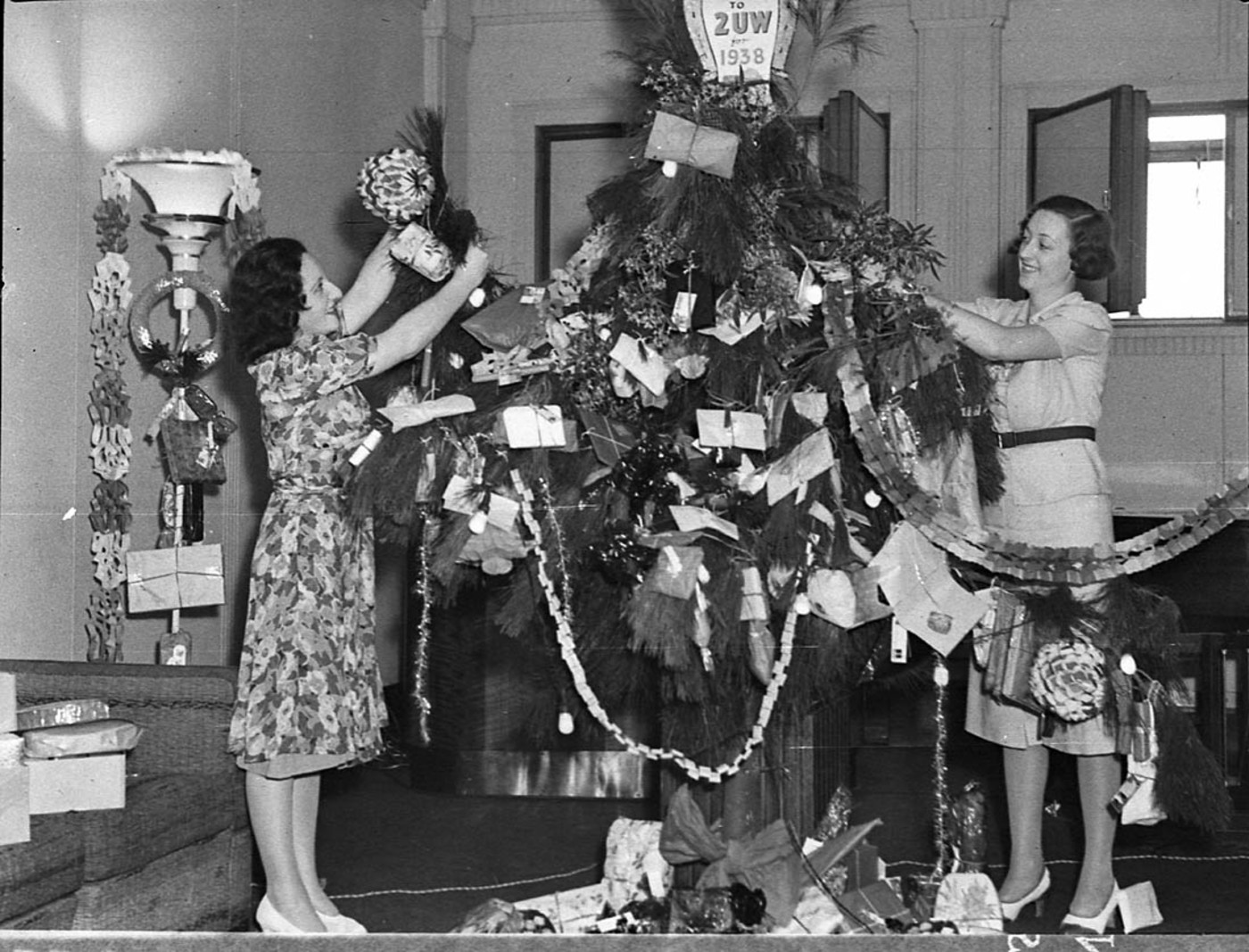 vintage christmas ornaments angels
