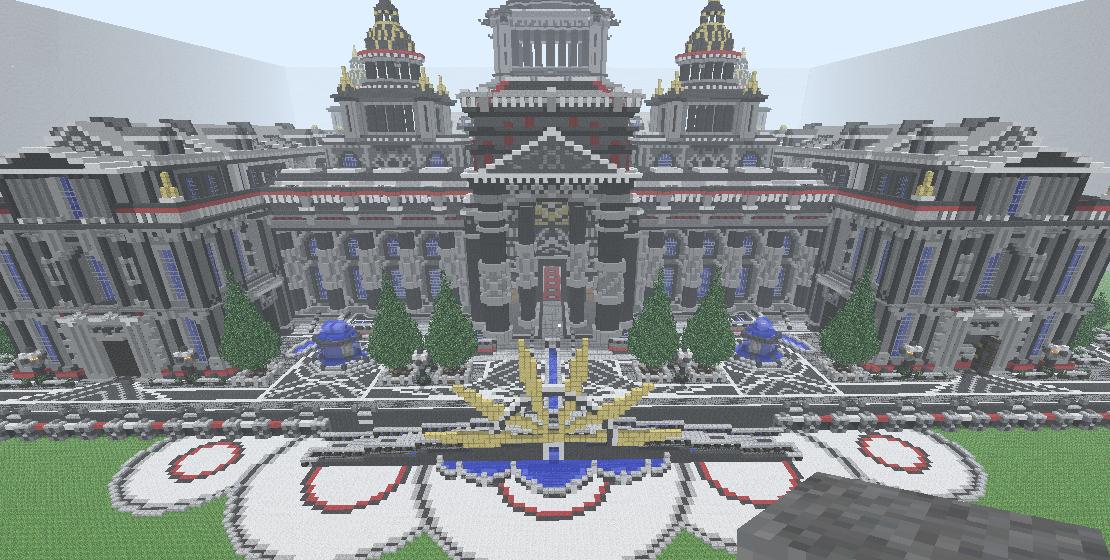 Amazing Minecraft Buildings
