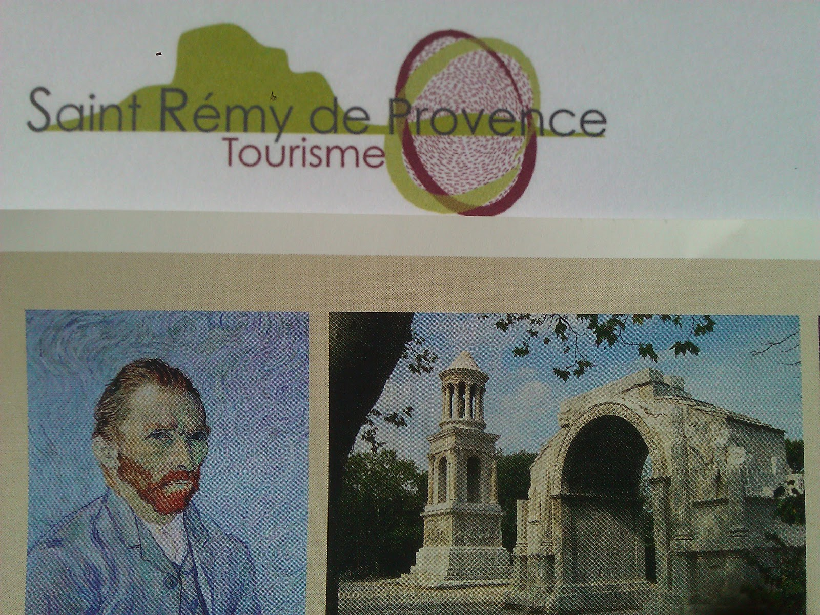 Saint remy de provence and around the saint remy tourist - Office de tourisme de saint remy de provence ...