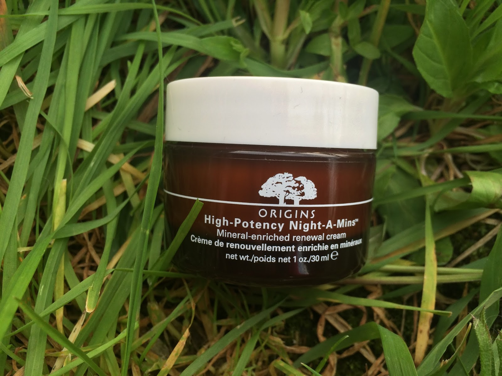 Origins High Potency Night A Mins Mineral Enriched Renewal Cream
