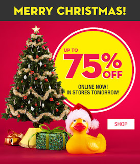 Bath & Body Works | Today's Email December 25, 2015