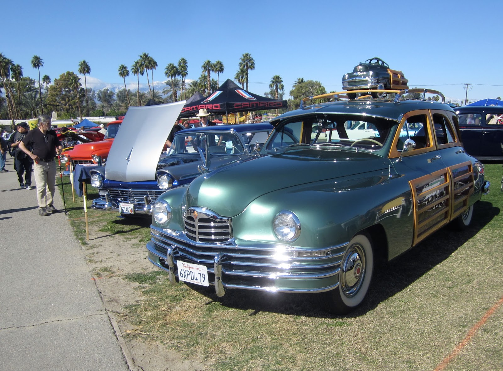Covering Classic Cars Annual Dr George Charity Car Show In Indian - Palm springs classic car show
