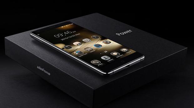 Ulefone Power el super teléfono con bateria de 6050mAh