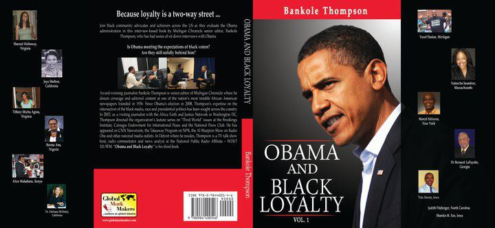 Chapter 5 Author in book on President Obama