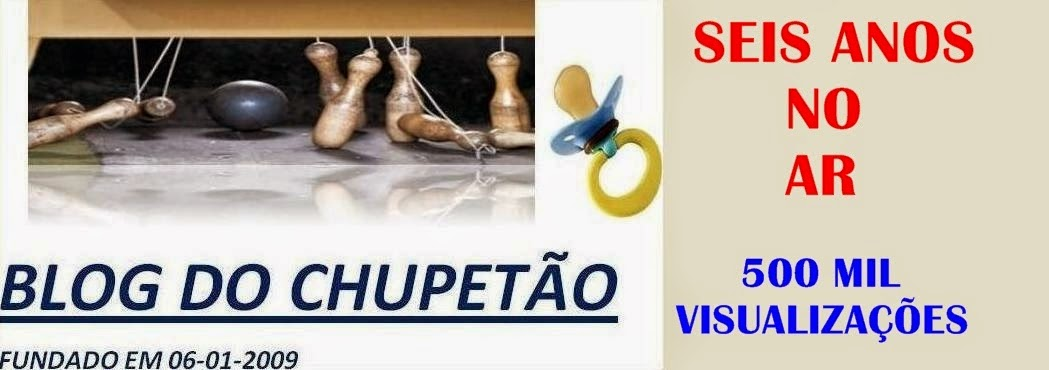 Blog: Chupetão