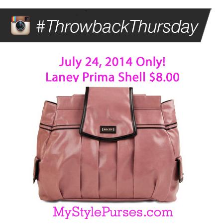 Miche Throwback Thursday July 24, 2014 | Shop MyStylePurses.com