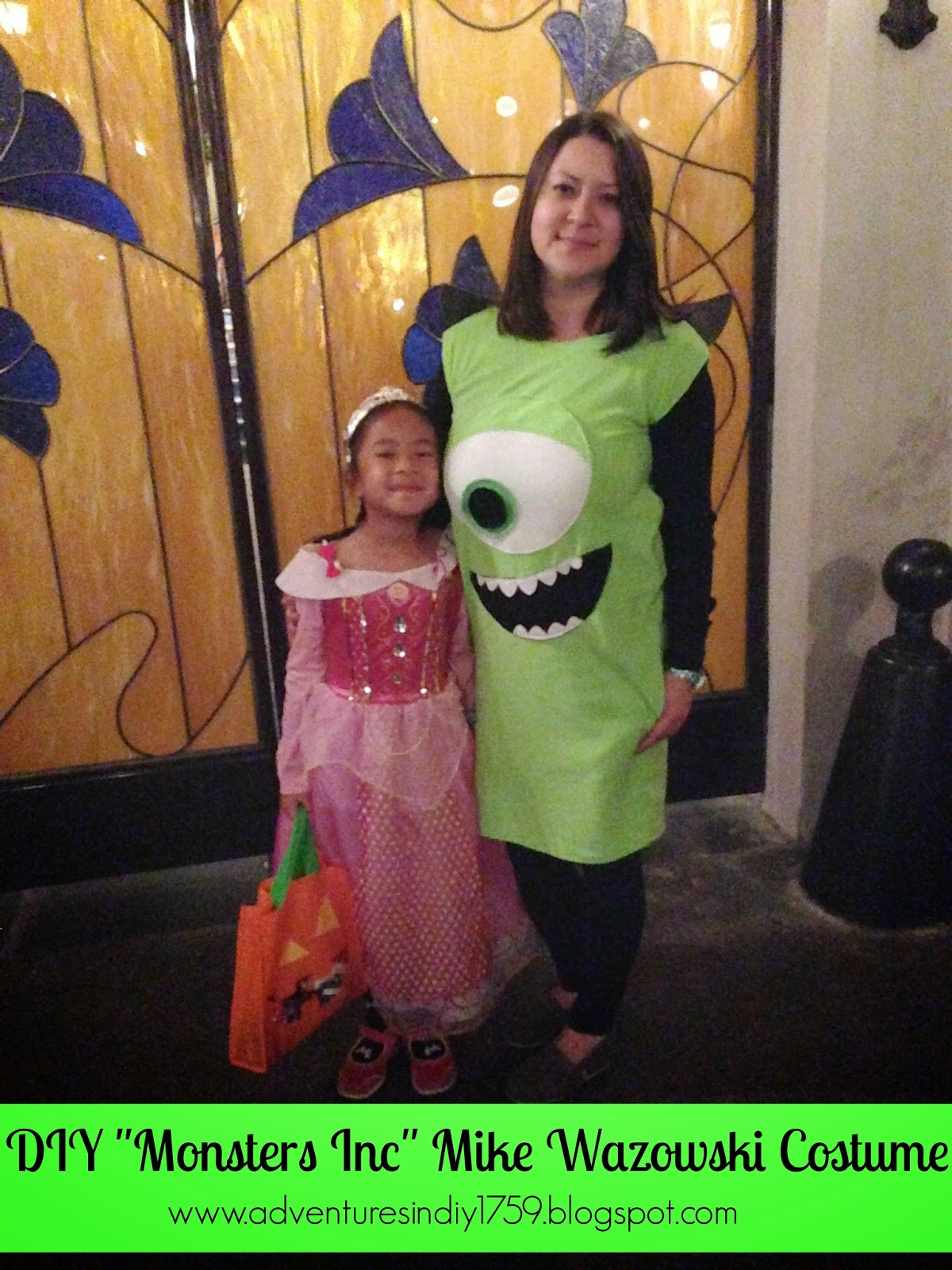 http://adventuresindiy1759.blogspot.com/2014/10/diy-monsters-inc-mike-wazowski-costume.html