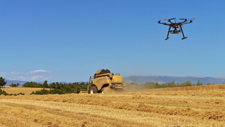 The Technology Is Future Of Farming Hi Tech Talk