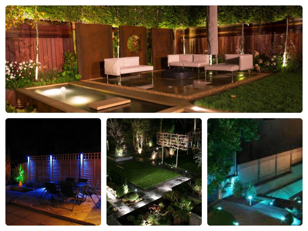 Ingenier a citrol asesores en iluminaci n amigable con el - Iluminacion para jardines exteriores ...