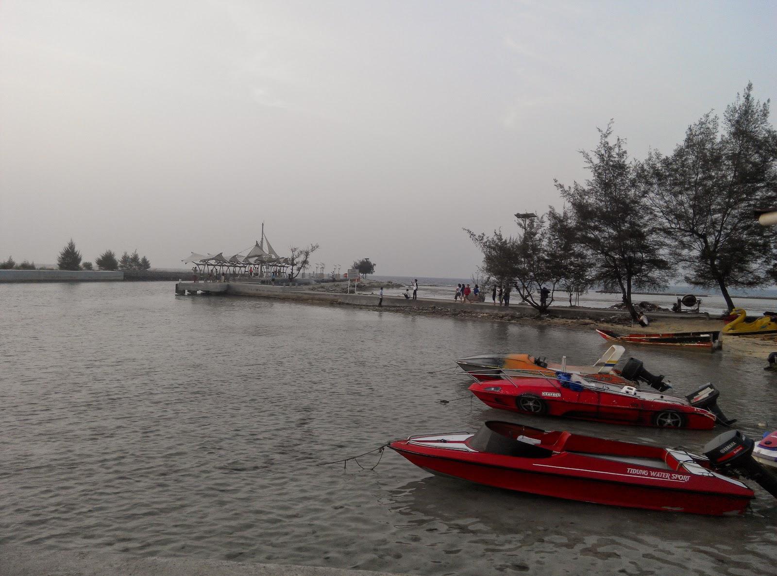 Jetski Pulau Tidung