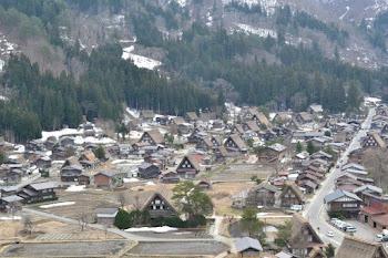 白川乡 Shirakawa-go