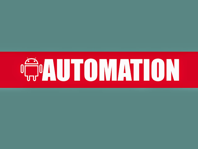 Android Apps to Automate Tasks