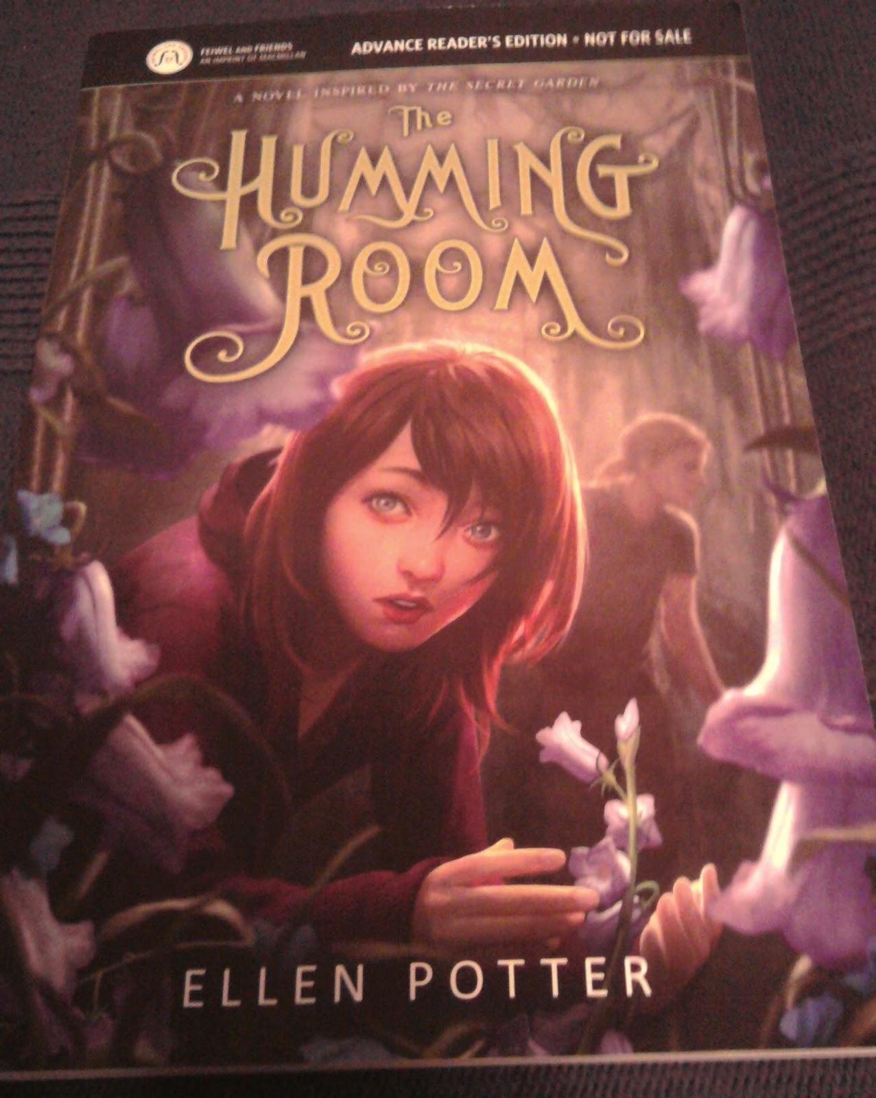The Humming Room By Ellen Potter (arc)