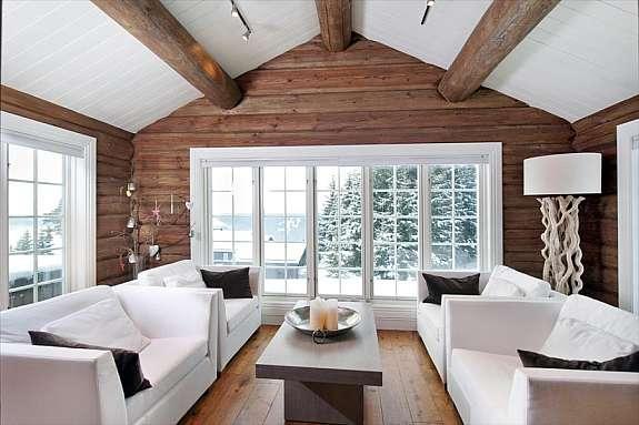 Maris interiør: Hytteinspirasjon til fjells...