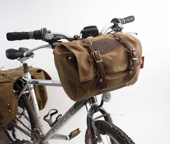 Rugged Style Meets Urban Cycle Frost River Bike Bags Gear Review