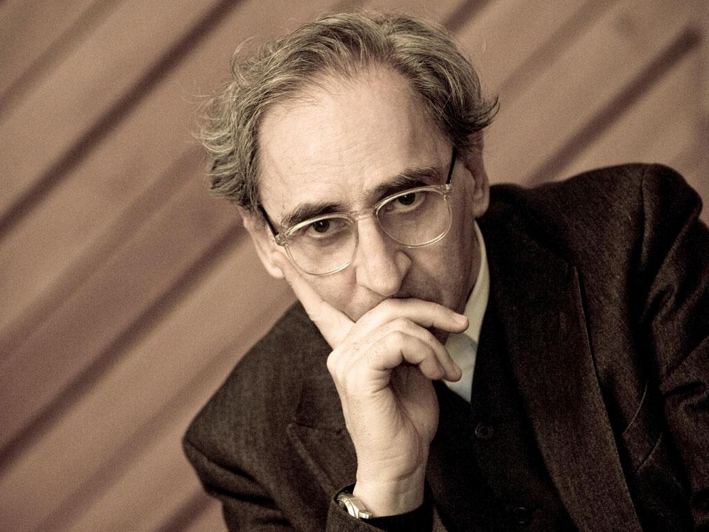 Franco Battiato assessore regionale ai Beni Culturali in Sicilia