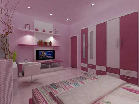 Design Bedroom Child Minimalist With Color Pink And Blue Soft A Tending To Favored Boys Can Give Coolness The
