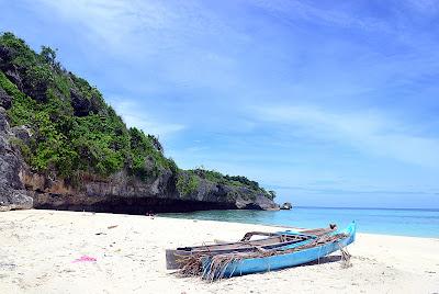 beach near Tanjung Bira Sulawesi